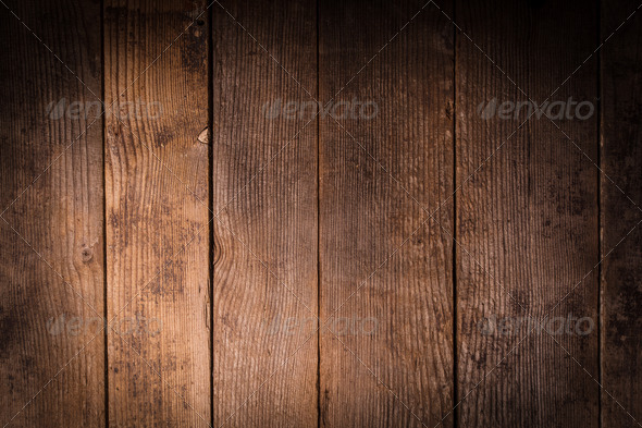 Wood backgorund - Stock Photo - Images