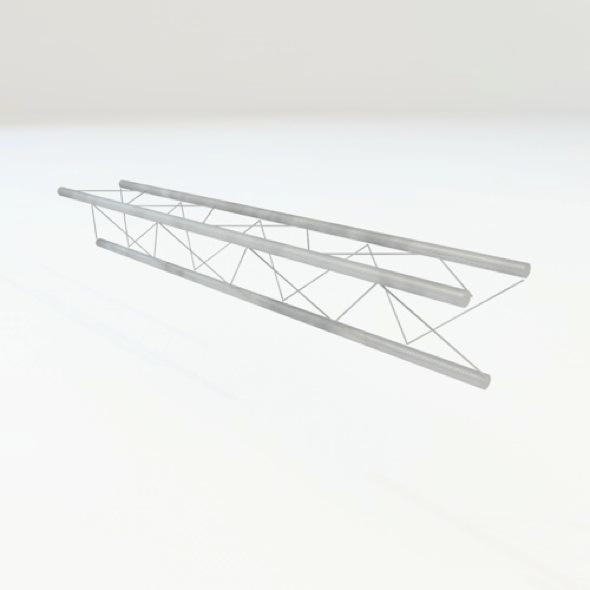truss trio 2 meters - 3DOcean Item for Sale