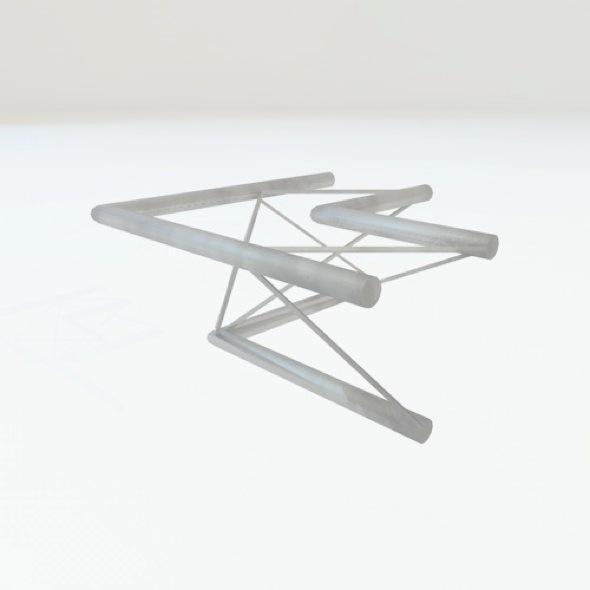 3DOcean truss trio corner 3915338