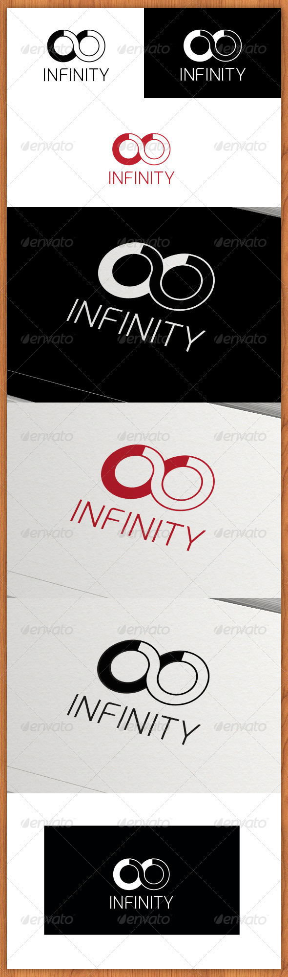 GraphicRiver Infiniti Logotype 3916318