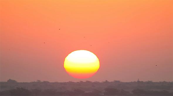 Indian Sunrise 2
