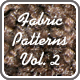Fabric Seamless Patterns Vol. 2 - GraphicRiver Item for Sale