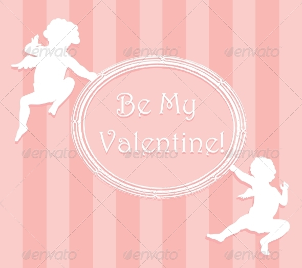 GraphicRiver Be my Valentine 3916848