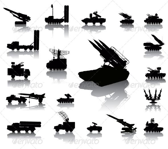 GraphicRiver Military 3916951