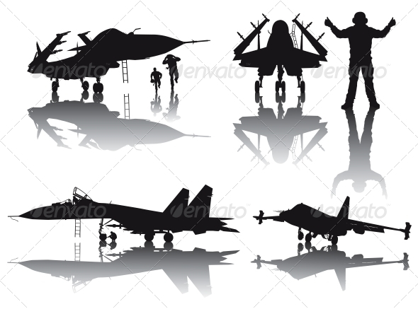 GraphicRiver Aircraft 3916980