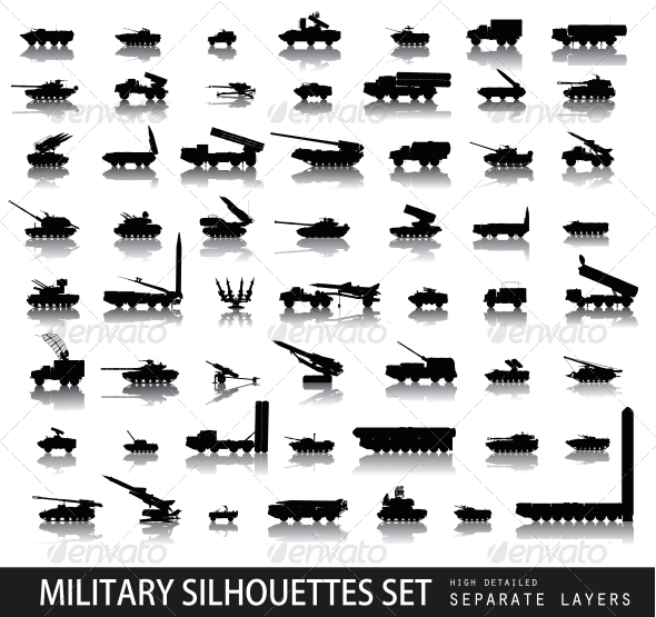 GraphicRiver Military 3917262