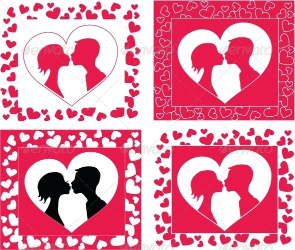 GraphicRiver Valentines 3917861