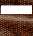 Brick wall sign - PhotoDune Item for Sale