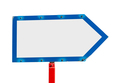 Directional sign - PhotoDune Item for Sale
