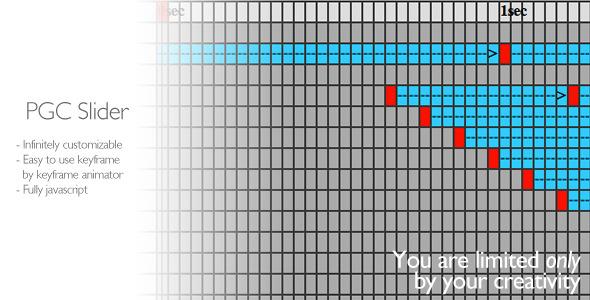 CodeCanyon PGC Slider Fully-Customizable Slider Creator 3854194