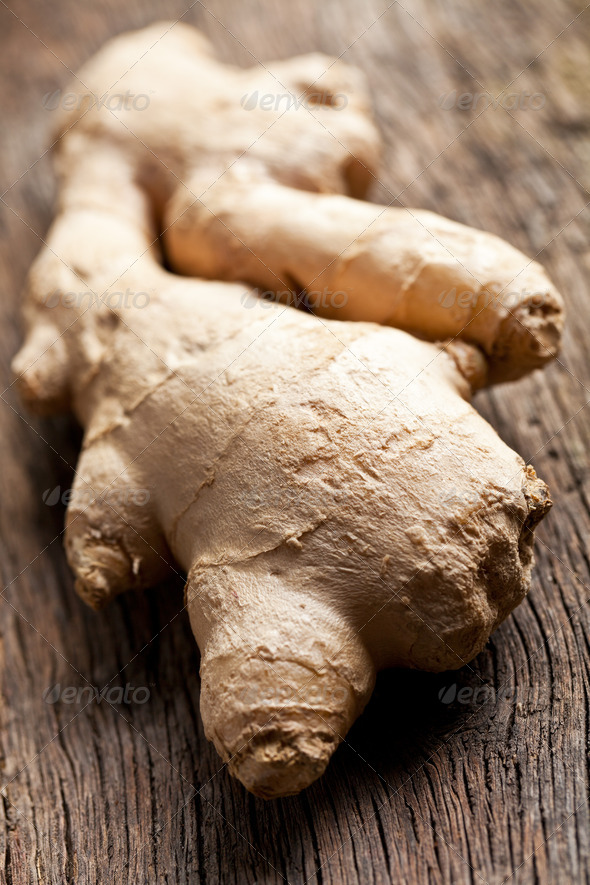 Stock Photography - ginger root Photodune 3919136