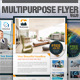 Multipurpose Business Flyer Vol.9 - GraphicRiver Item for Sale