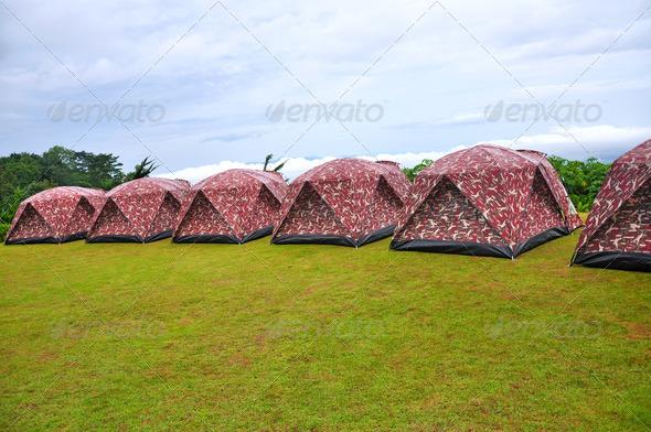 PhotoDune touristic tent 3920014