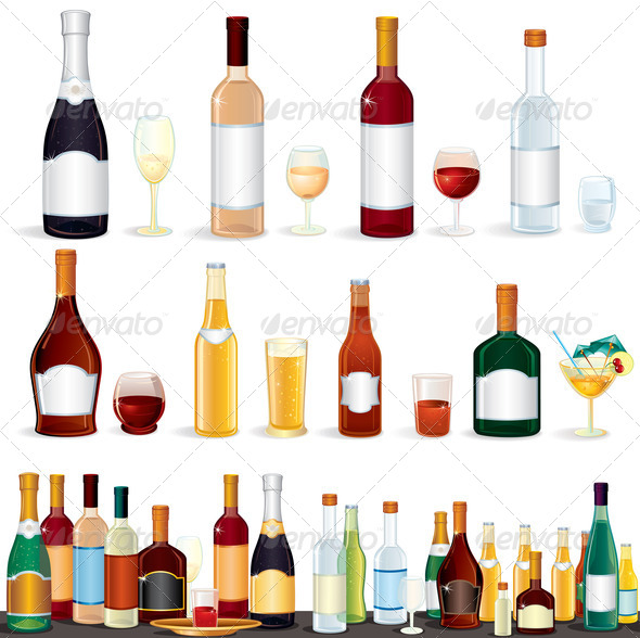 Stock Photography - Beverages Photodune 3921101