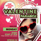 Valentine Paradise Flyer Template - GraphicRiver Item for Sale