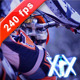 Motocross Throttle 240fps - VideoHive Item for Sale