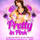 Pretty Pink Flyer Template - GraphicRiver Item for Sale