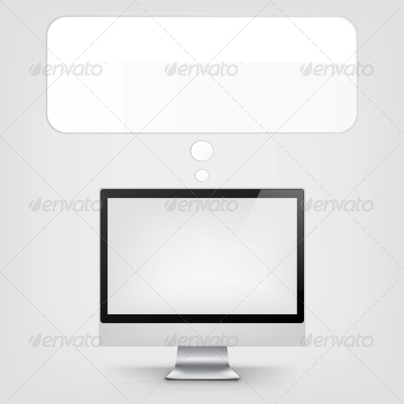 GraphicRiver Computer Concept 3925344