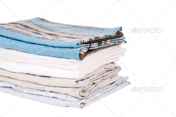 Bedding Isolated - Stock Photo - Images
