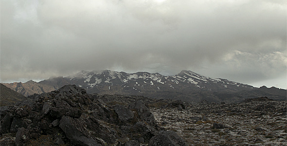Ruapehu Mount