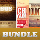 Church Marketing Flyer Bundle Vol 030