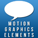 Basic Motion Graphics Elements - VideoHive Item for Sale