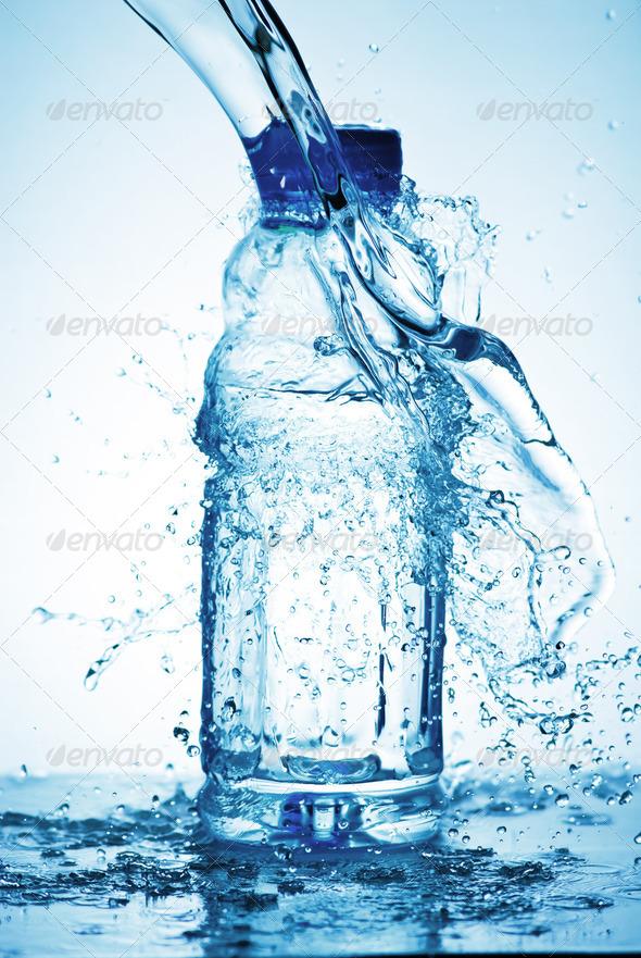 PhotoDune Water bottle 3937047