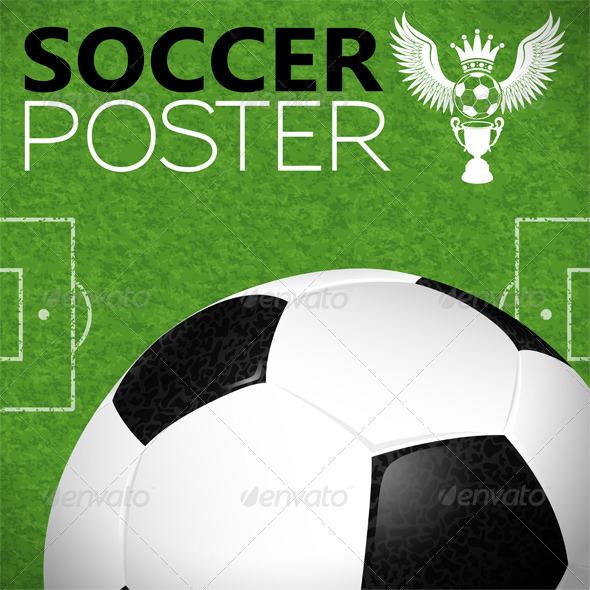 GraphicRiver Soccer 3927334