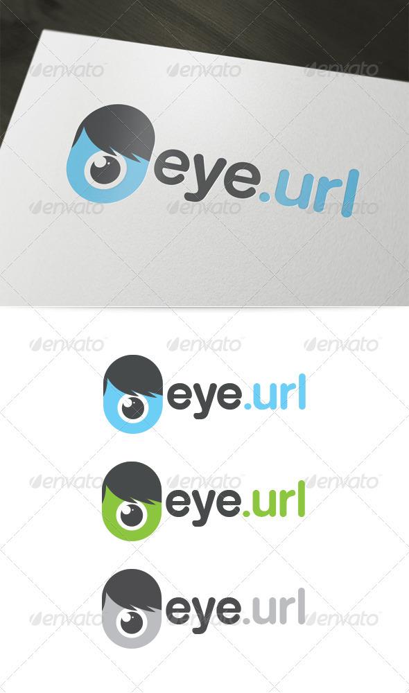 GraphicRiver Eye Logo 3927556