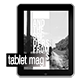 Tablet 30 Pages Minimal Magazine - GraphicRiver Item for Sale