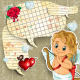Cupid with Cartoon Paper - GraphicRiver Item for Sale
