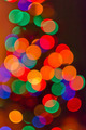 Multi-Color Lights Bokeh - PhotoDune Item for Sale