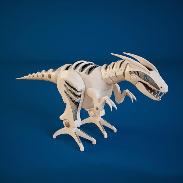 3DOcean Roboraptor 3928252
