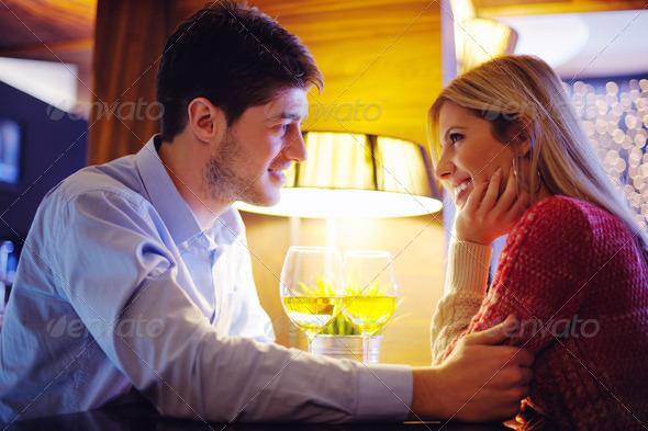 PhotoDune romantic evening date 3939160