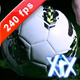 Soccer Ball 240fps - VideoHive Item for Sale