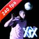 Football Header 240fps - VideoHive Item for Sale