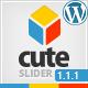 Cute Slider WP - 3D & 2D HTML5 WordPress Slider - WorldWideScripts.net vare til salg