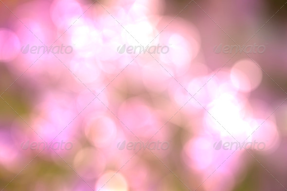 Abstract background bokeh circles - Stock Photo - Images