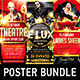 De Luxe Event Poster/Flyer Bundle - GraphicRiver Item for Sale