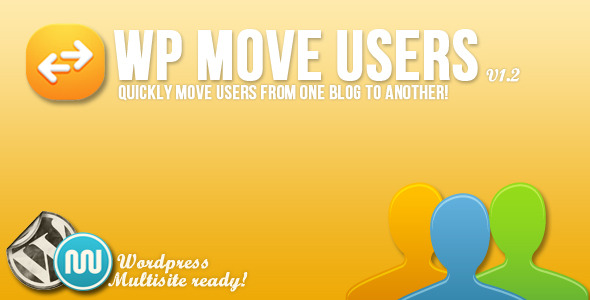 WP Move Users - CodeCanyon Item for Sale