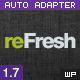 reFresh - Powerful Clean & Elegant WordPress Theme - ThemeForest Item for Sale