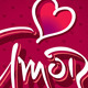 Amore Hand Lettering Vector - GraphicRiver Item for Sale