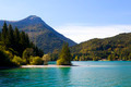 Walchensee in Bavarian Alps, Germany