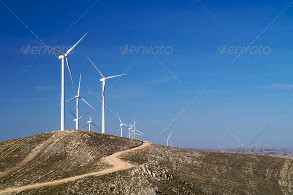 PhotoDune wind energy 3937581