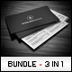 Business Cards Bundle #8 - GraphicRiver Item for Sale