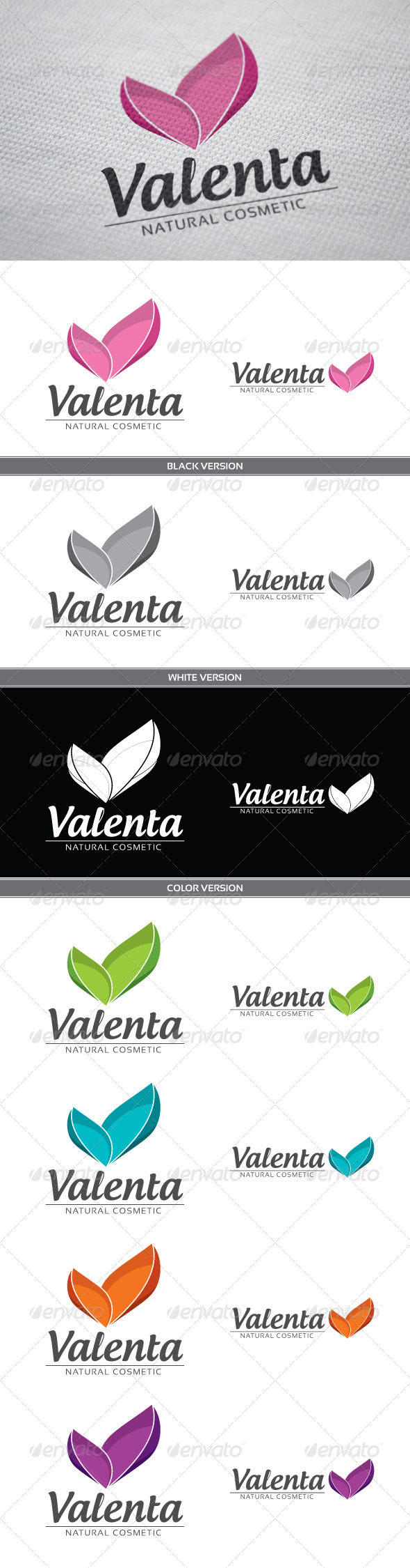 GraphicRiver Valenta 3939480