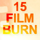 Film Burn Transitions - VideoHive Item for Sale