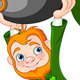 Running Leprechaun - GraphicRiver Item for Sale