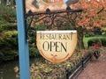 Restaurant open - PhotoDune Item for Sale