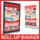 Discount Roll-Up Banner - GraphicRiver Item for Sale